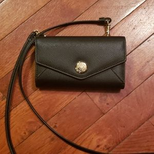 London Fog Crossbody Clutch